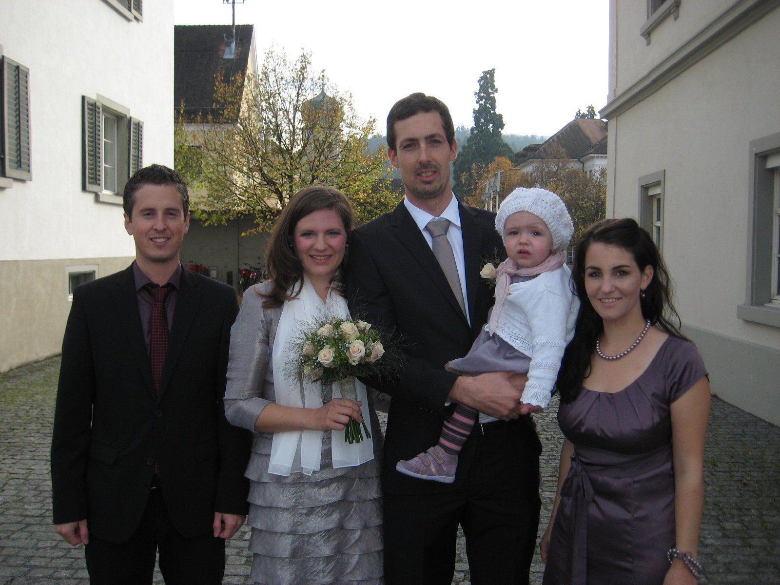 Tamara Edlinger und Jürgen Hörtnagl haben geheiratet.