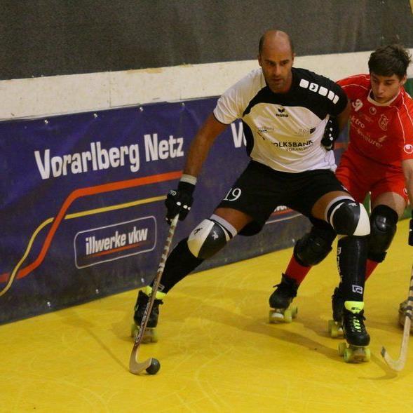Dornbirn-Spielertrainer Marcos hat die Qual der Wahl, einige Spieler werden wohl gar nicht spielen können.