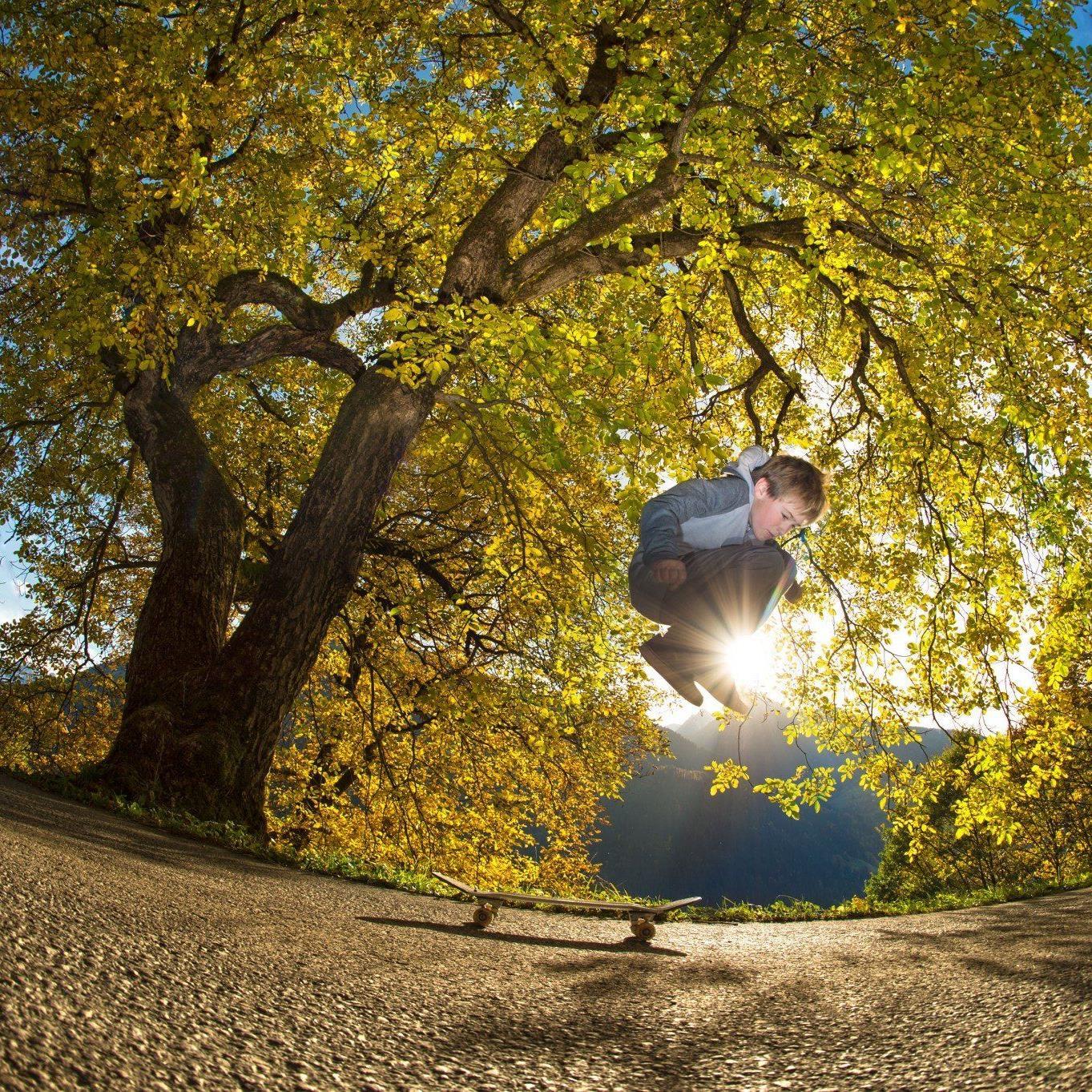 Herbststimmung, eingesendet von Patrick Säly.