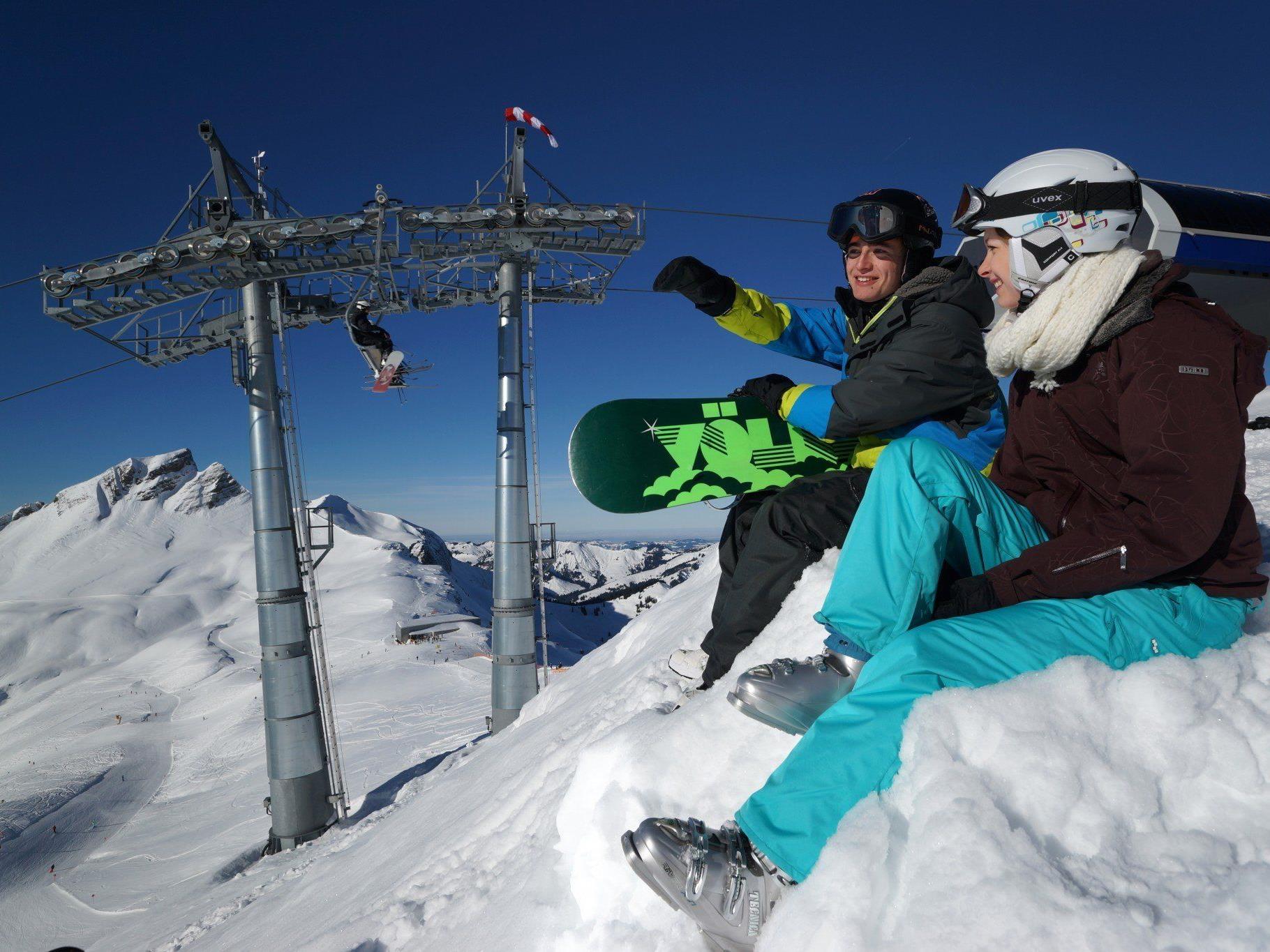 Die Einheimischen-Tarife in Vorarlbergs Skigebieten bröckeln. Grund ist eine unsichere Rechtslage.