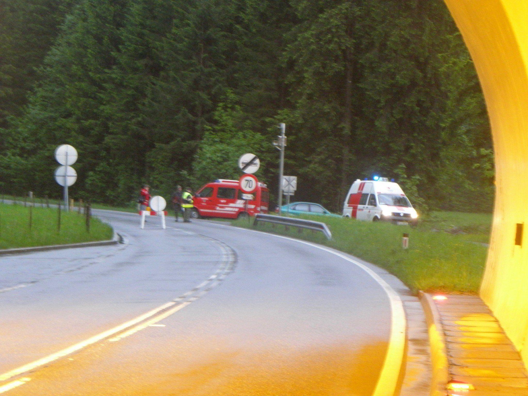 Am Dienstag, 22. Oktober, wird der Schnepfauer Tunnel am späten Abend für einige Stunden gesperrt.