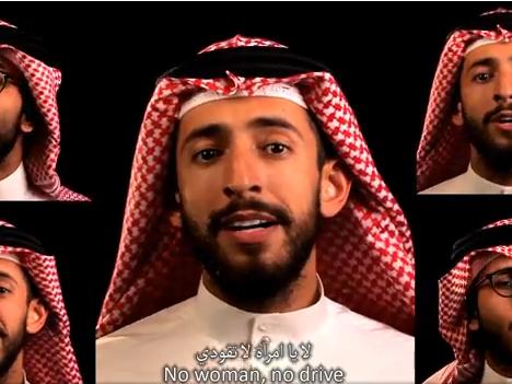 Eine Satire über das Fahrverbot von Frauen in Saudi-Arabien wurde im Internet zu einem Klick-Hit.