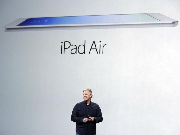 Das neue iPad ist dünner und leichter