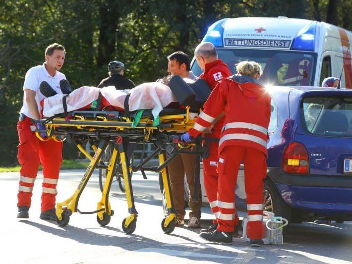 72-Jähriger wurde unbestimmten Grades verletzt.