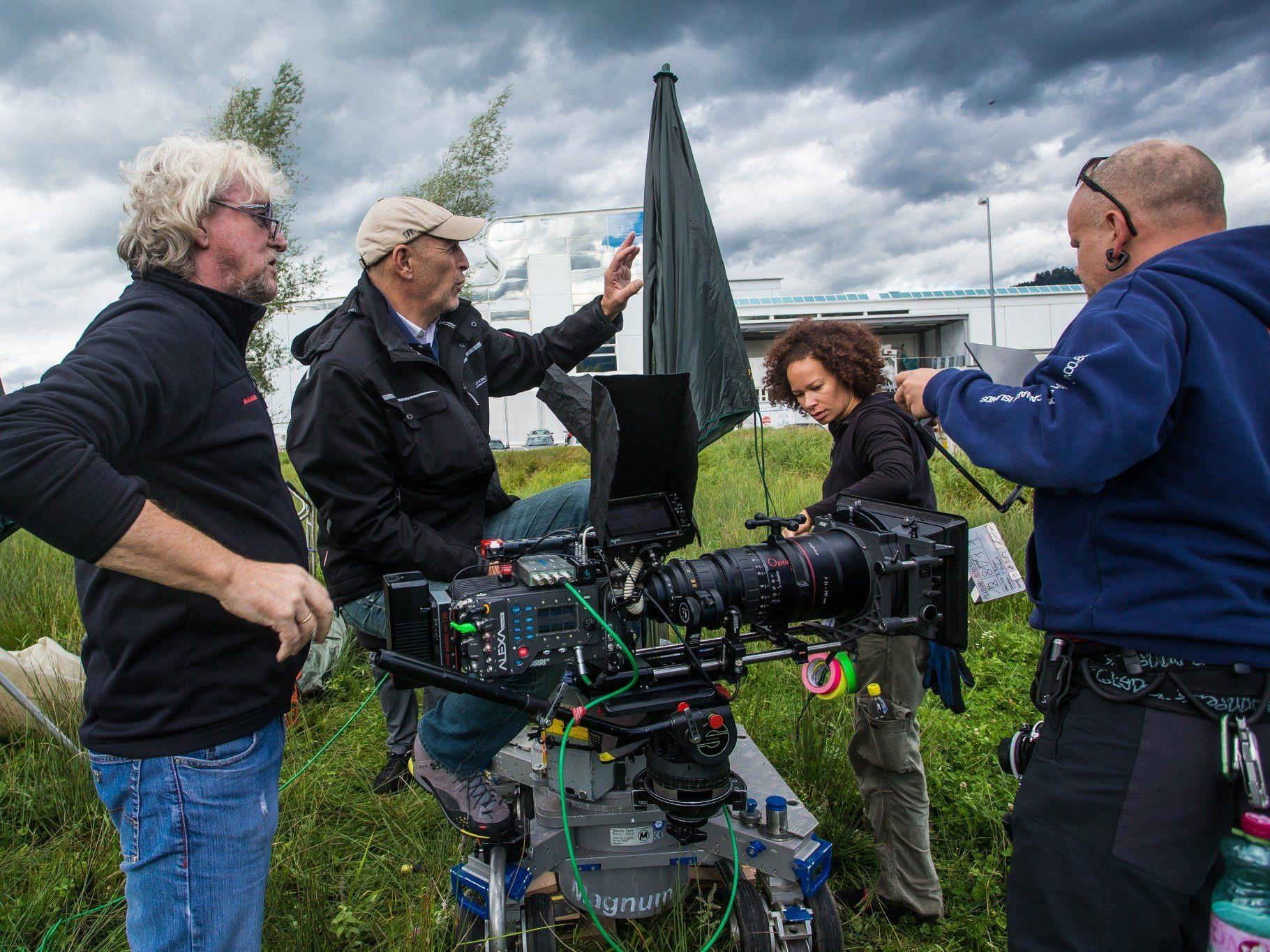 """Dritter """"Landkrimi"""" mit u.a. Tobias Moretti und Wolfgang Böck - Reinhold Bilgeri verfilmt den Roman."""