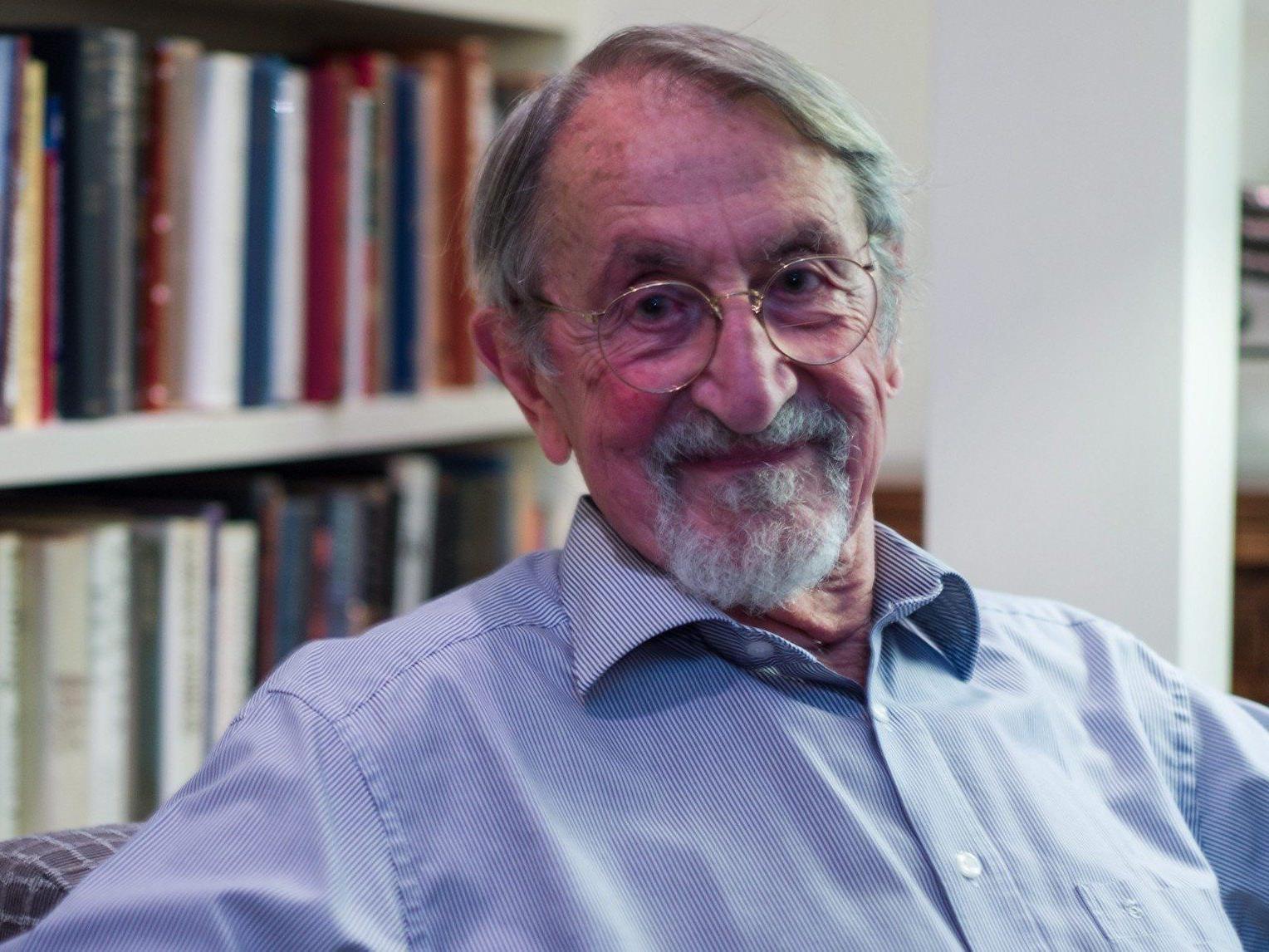 Chemie-Nobelpreis 2013 auch an Wiener Forscher Martin Karplus.