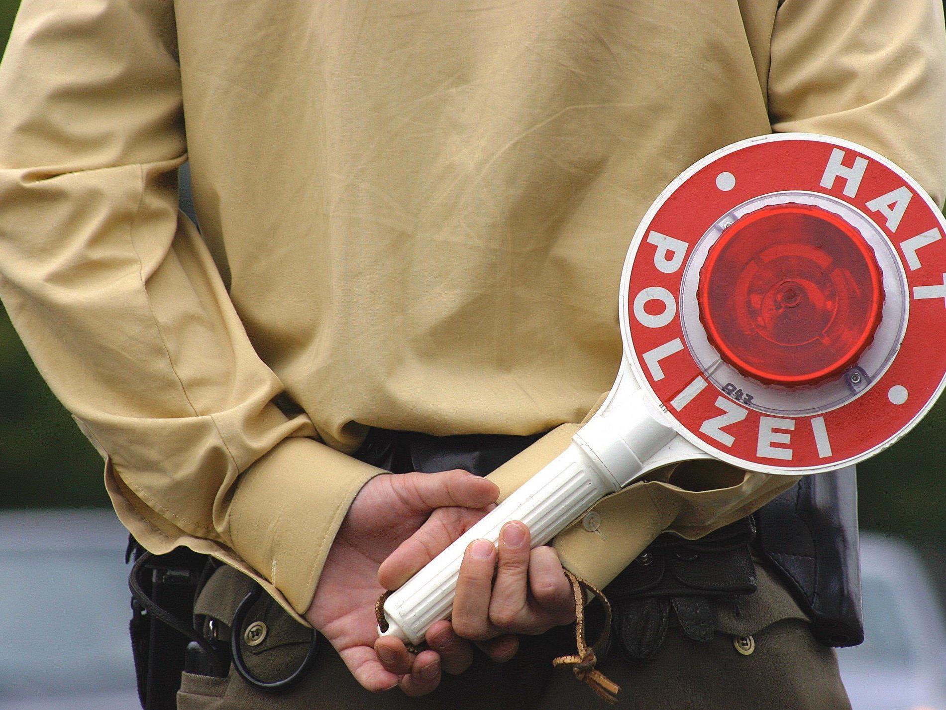 Lindauer Polizei wurde stutzig
