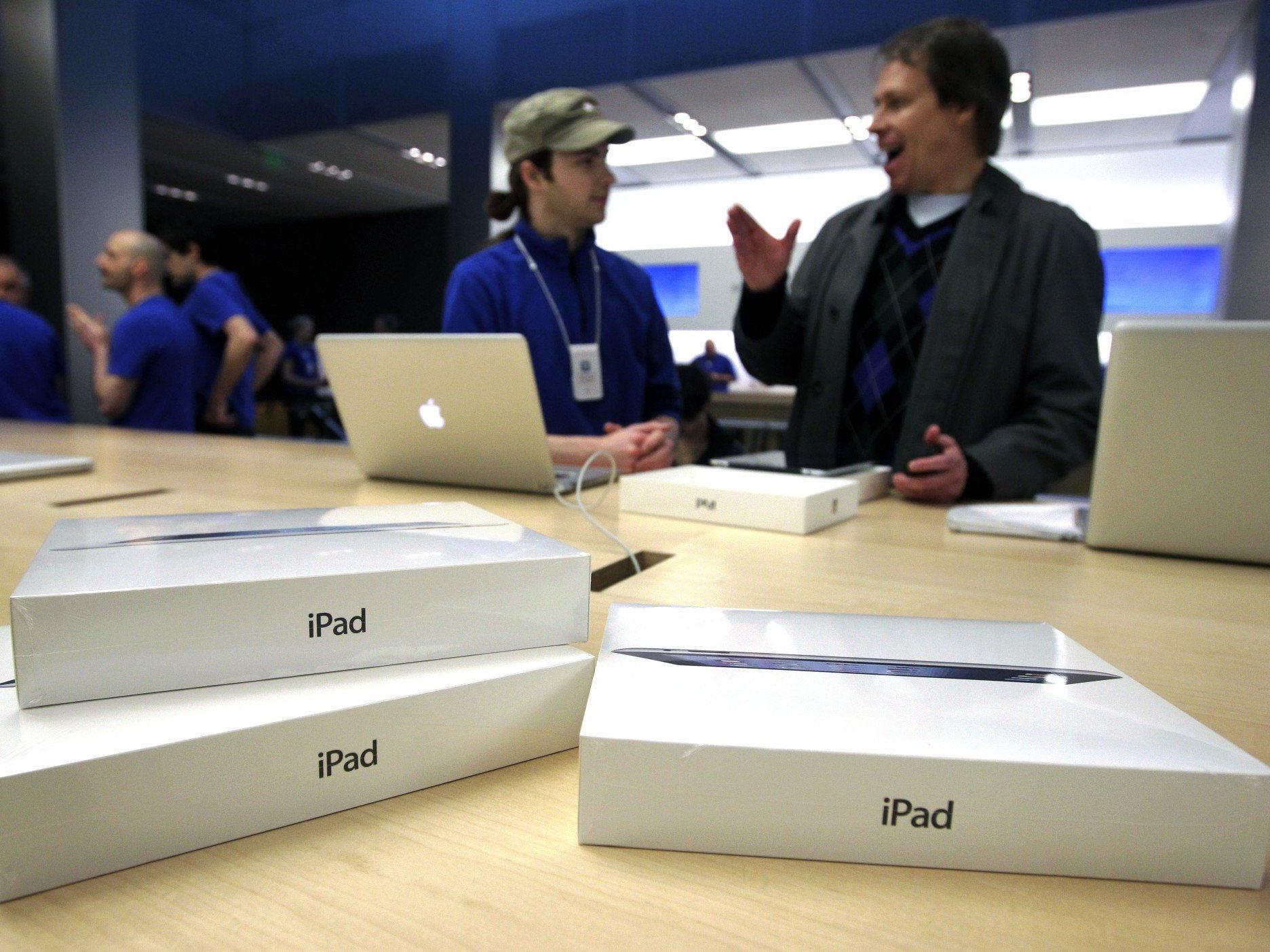 Gerüchten zufolge wird das neue iPad am 22. Oktober vorgestellt.