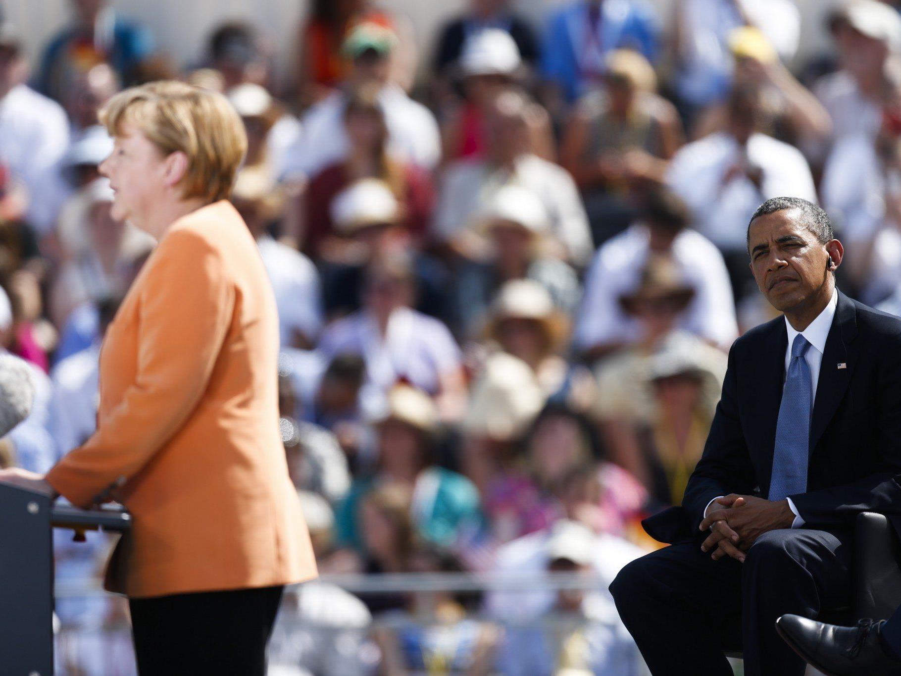 BamS: Obama soll seit 2010 von Spionage gewusst haben.