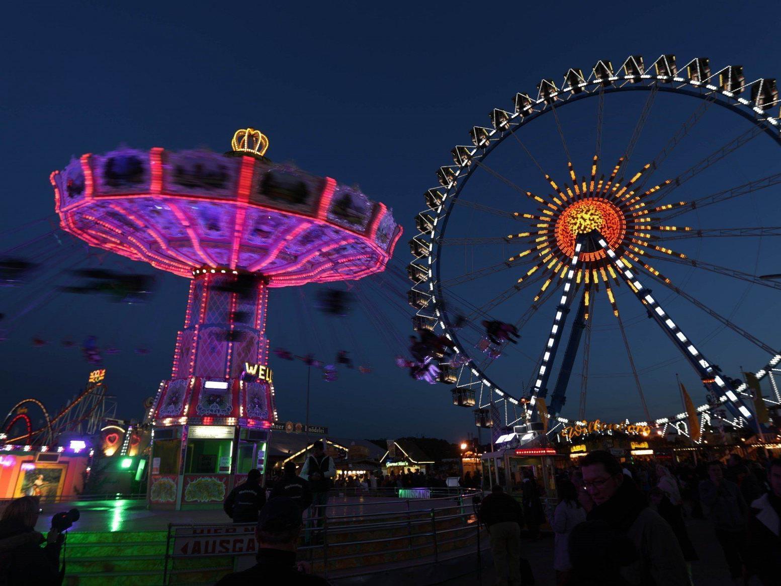 Beim Münchner Oktoberfest kommt es jedes Jahr zu kleinen und großen Verletzungen.