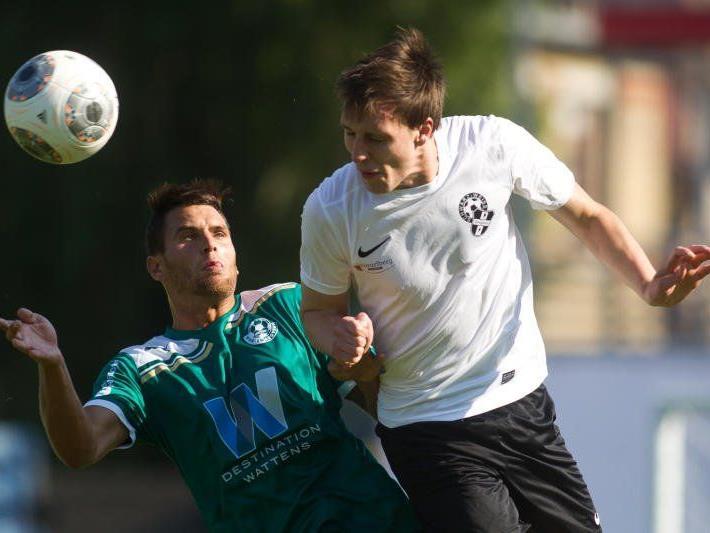 Mathias Einsle will mit Bregenz das Nachbarschaftsduell gegen Höchst gewinnen.
