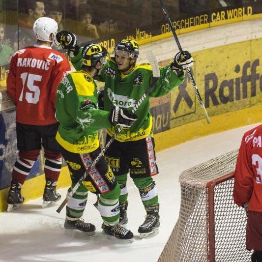 Zwei Auswärtssiege feierte der EHC Lustenau in Slowenien.