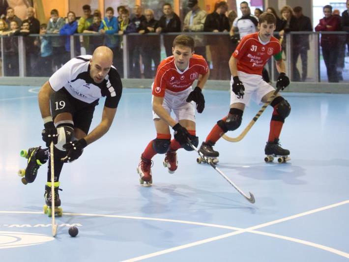 Der RHC Dornbirn verabschiedete sich aus dem Schweizer Pokalbewerb.