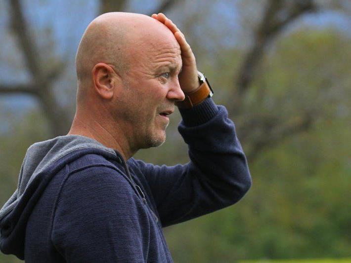 Nenzing-Trainer Zeljko Milosevic darf mehr als zufrieden sein.