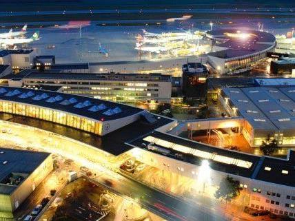 Am Dienstag kam es am Wiener Flughafen zur Festnahme.