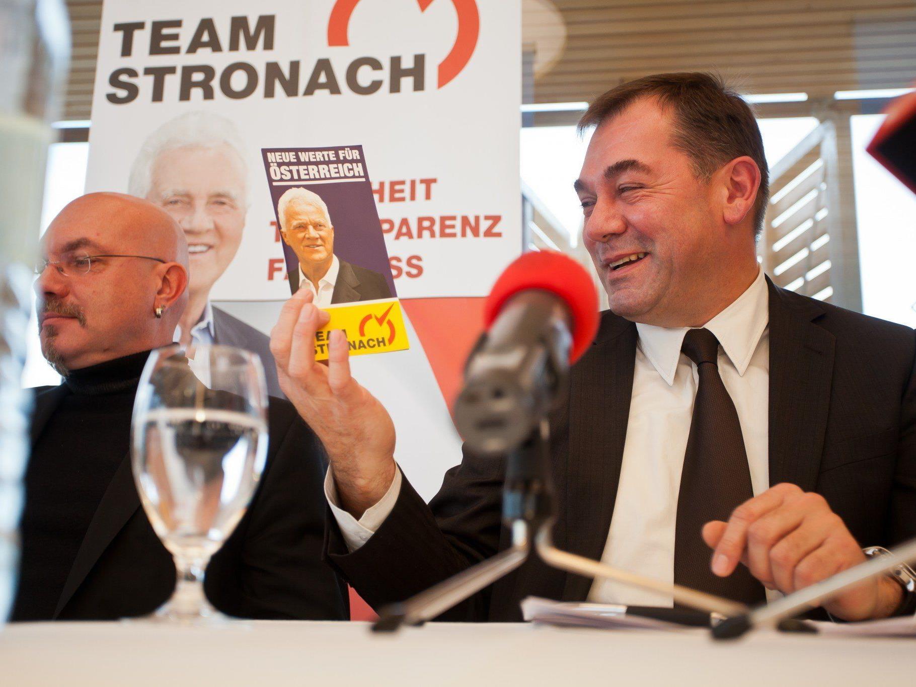 Antreten bei Landtagswahl 2014 nicht ausgeschlossen - Geld für Landesgruppe soll weiter fließen.