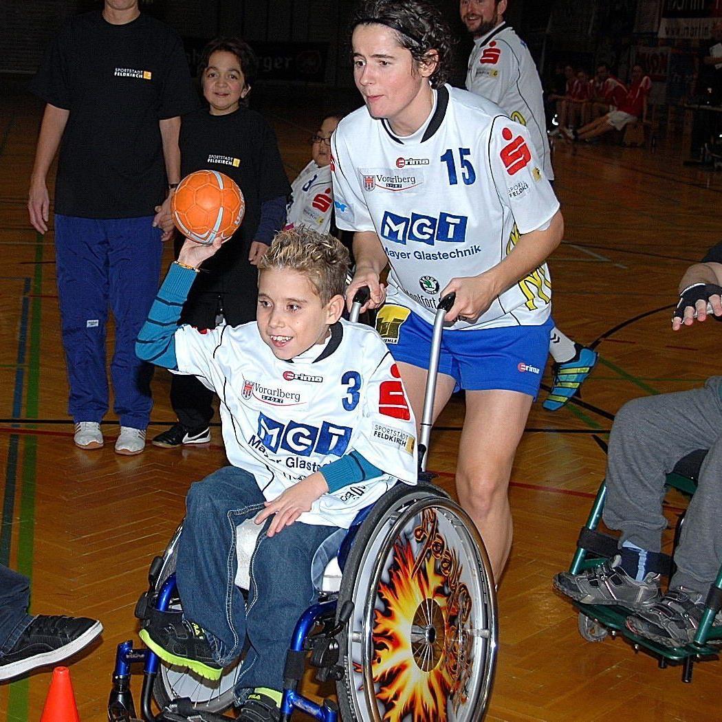 Bereits zum 14. Mal wird die 24 Stunden Handball Benefizveranstaltung in Feldkirch durchgeführt.