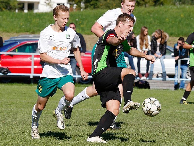Sulz 1b gewinnt gegen Alberschwende und bleibt Spitzenreiter der 5. Landesklasse.