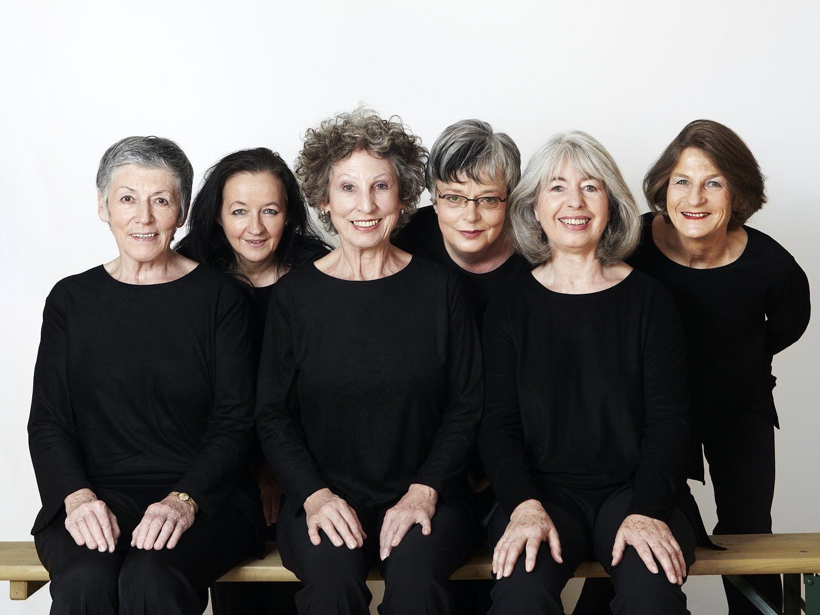 Kirchenfrauen - Kabarett