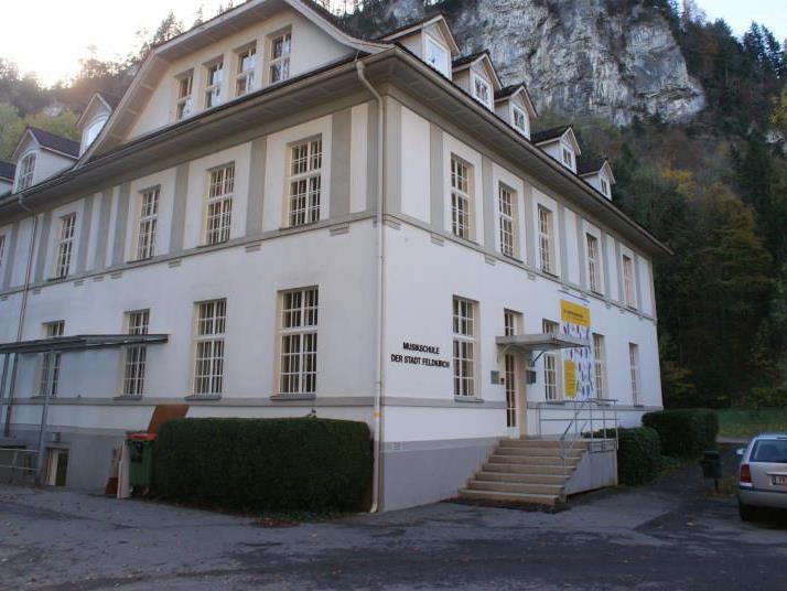 Die Musikschule Feldkirch feiert 125 Jahre Bestehen.
