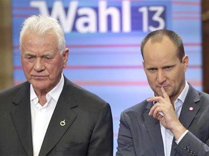Unzufriedenheit an der Koalition brachte den neuen Parteien Stimmen.