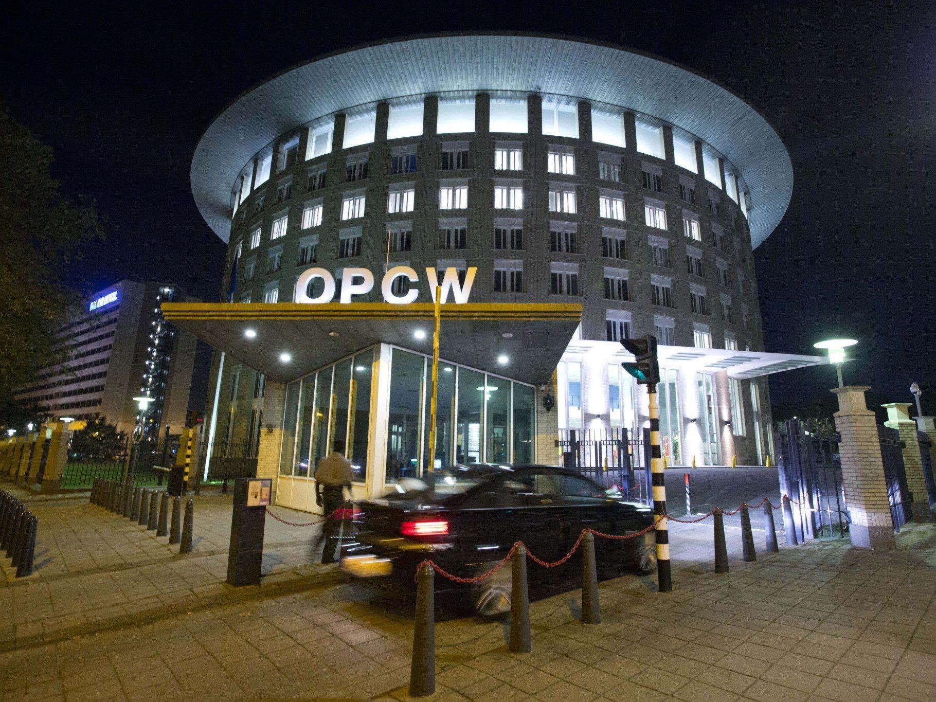 OPCW: Seit 1997 mehr als 5.000 Inspektionen in 86 Ländern - Derzeit Einsatz in Syrien