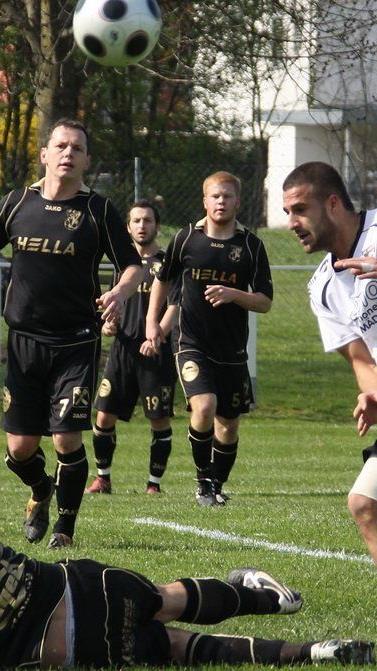 Burak Özgün verstärkt ab dem Frühjahr den SV Lochau und will Tore schießen.