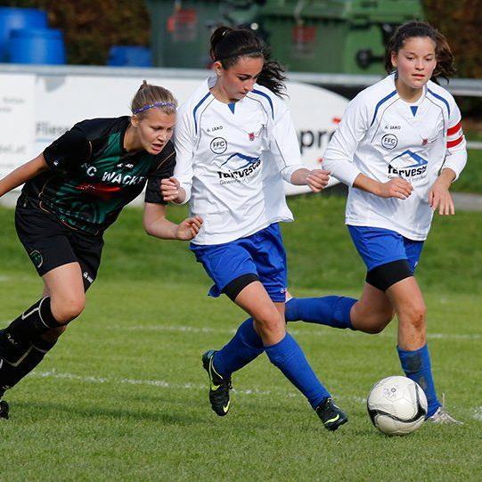 Sara Postai und Co. siegten im Heimspiel gegen Innsbruck 1b mit 3:1 und sind nun Sechster.