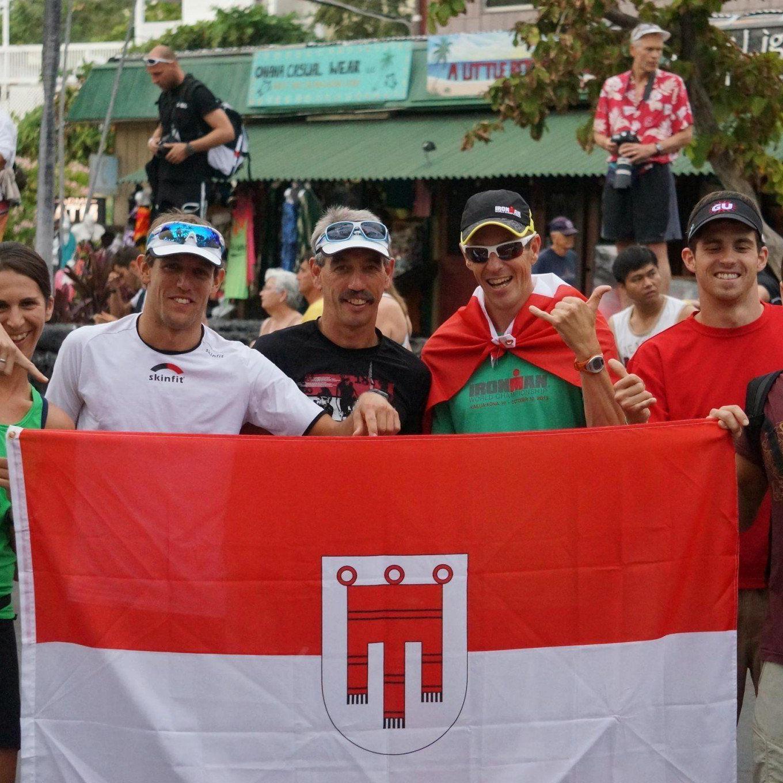 Der Götzner Triathlet Florian Geser will beim Ironman auf Hawaii eine gute Leistung abliefern.