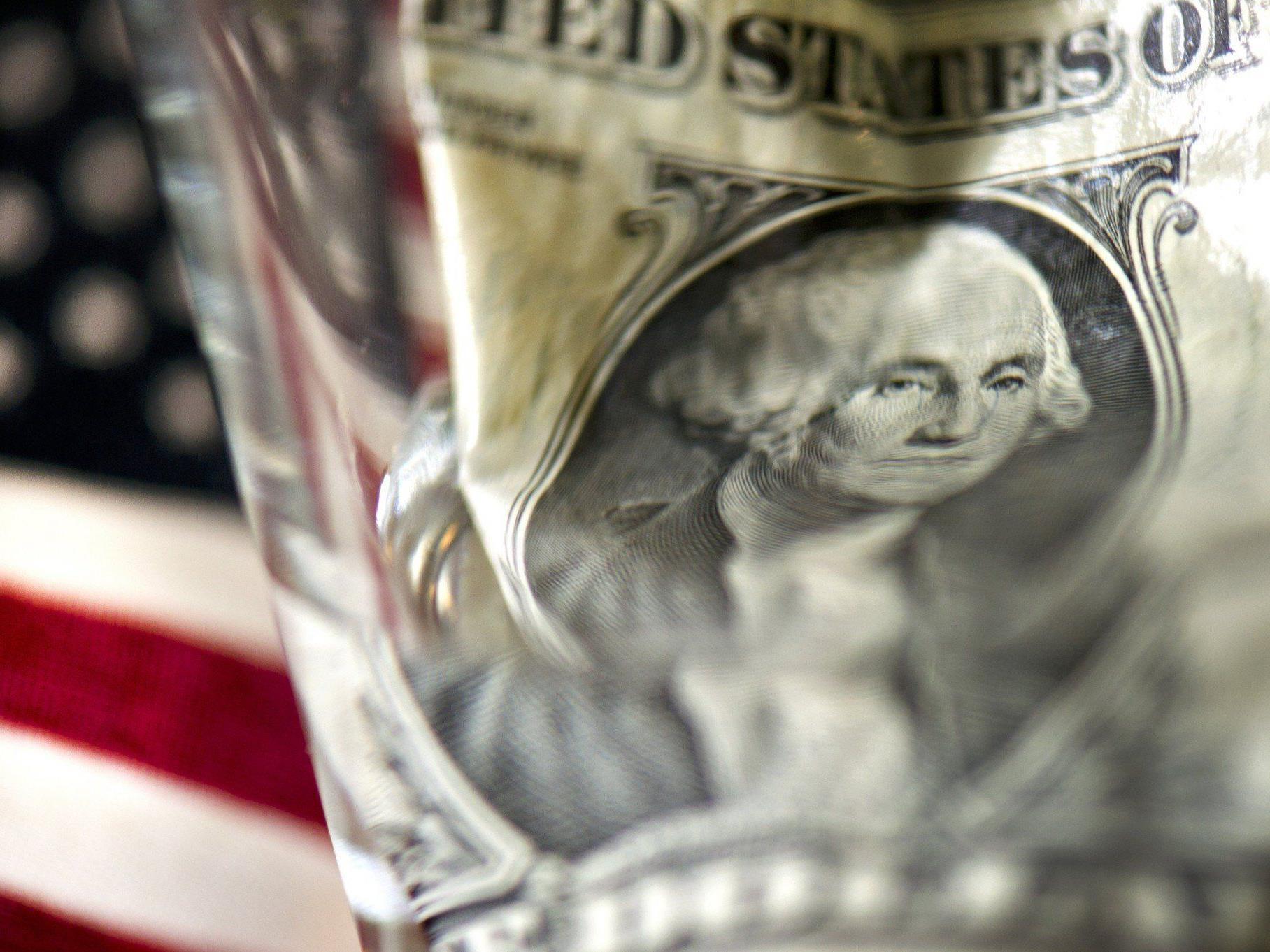 US-Budgetstreit eskaliert - Öffentliche Verwaltung weitestgehend lahmgelegt.