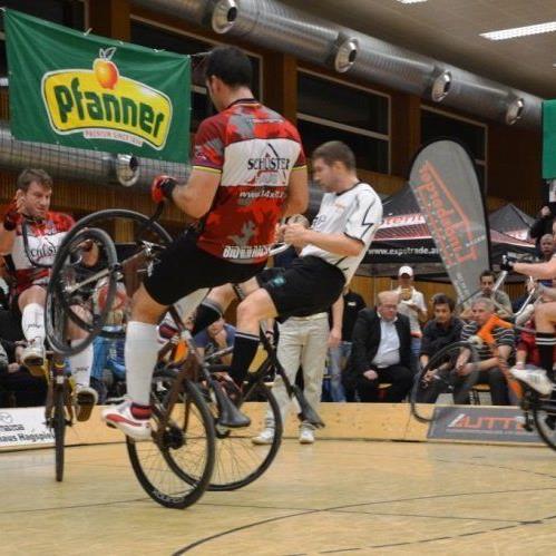 Hausherr Höchst belegte beim Heim-Weltcupturnier hinter den Deutschen den zweiten Platz.