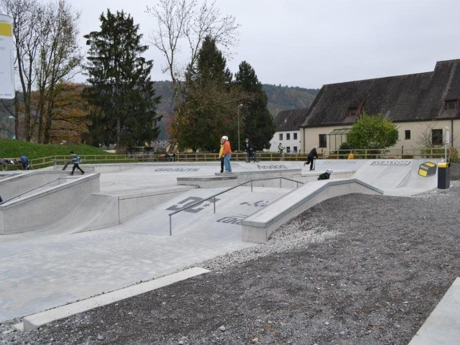 Skatepark Oberau