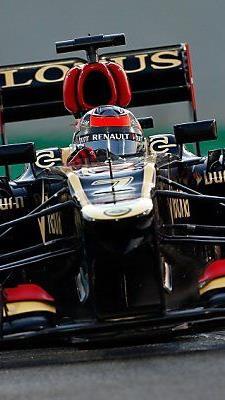 Hülkenberg soll in Räikkönens Cockpit schlüpfen