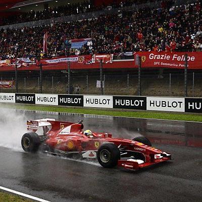 Ferrari-Rot hat ausgedient
