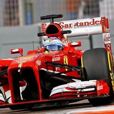 Alonso erzielte Bestzeit