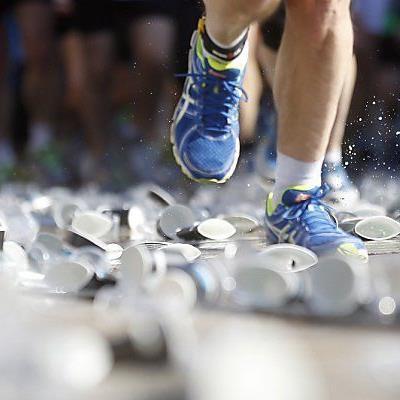 Der Lauf soll schöner und schneller werden