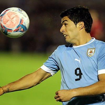 Uruguay komplettiert das Treffen der Champions