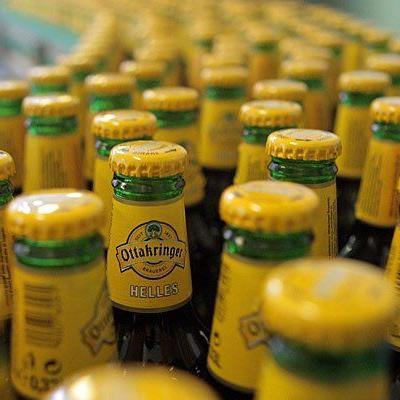 Eine Ottakringer Brauerei schreibt Verluste