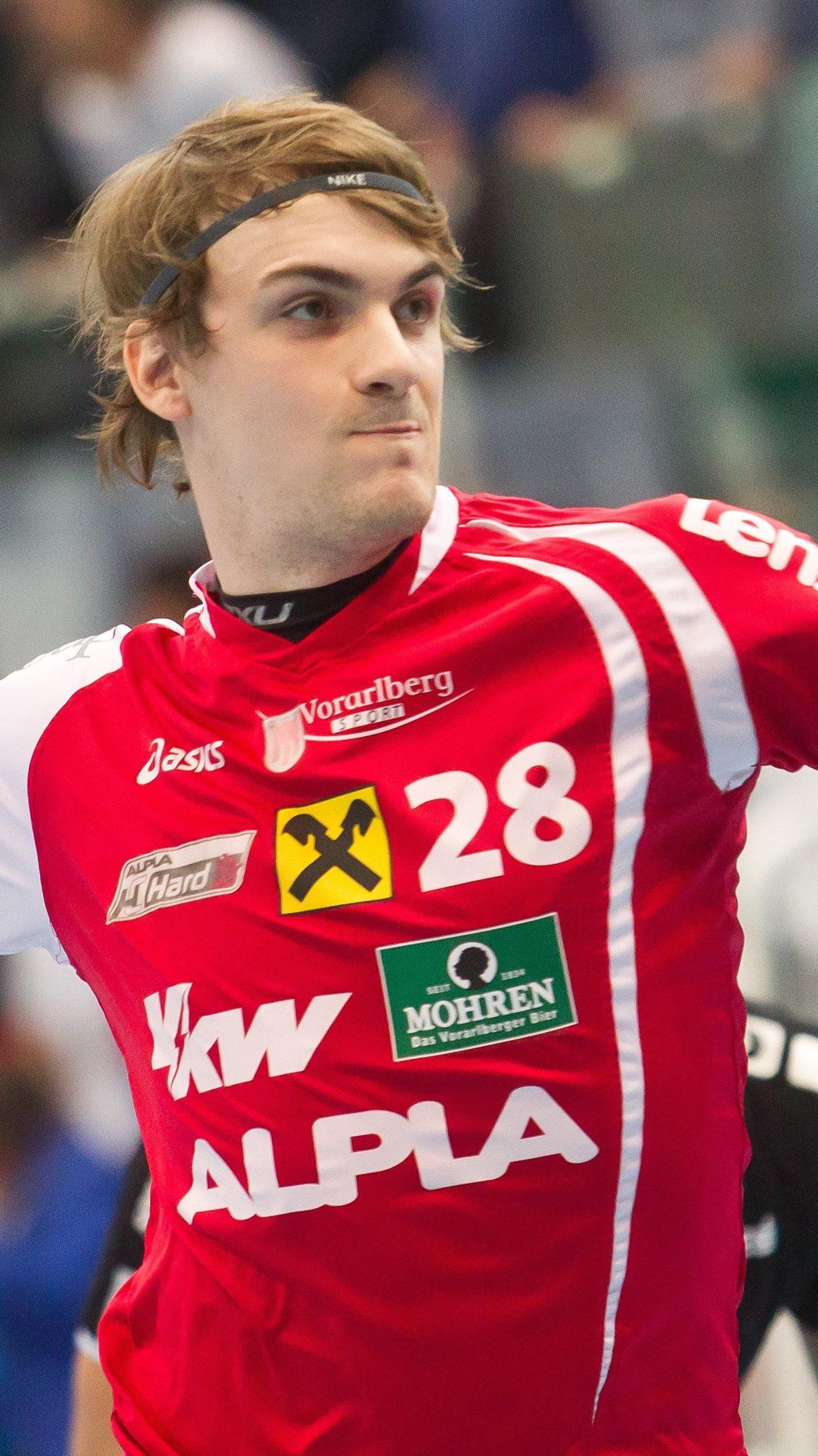 Gerald Zeiner war mit vier Treffern einer der Matchwinner der Harder in Köflach.