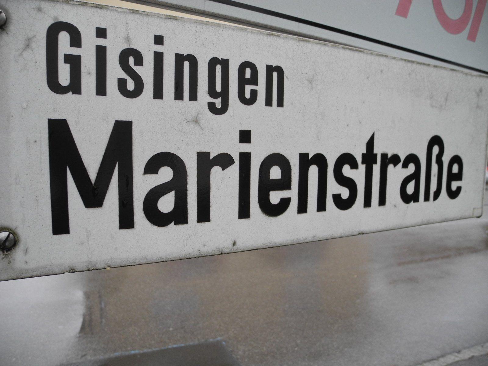 Die Marienstraße hat iren Namen von religiöse Bezeichnung aus vergangenen Tagen.