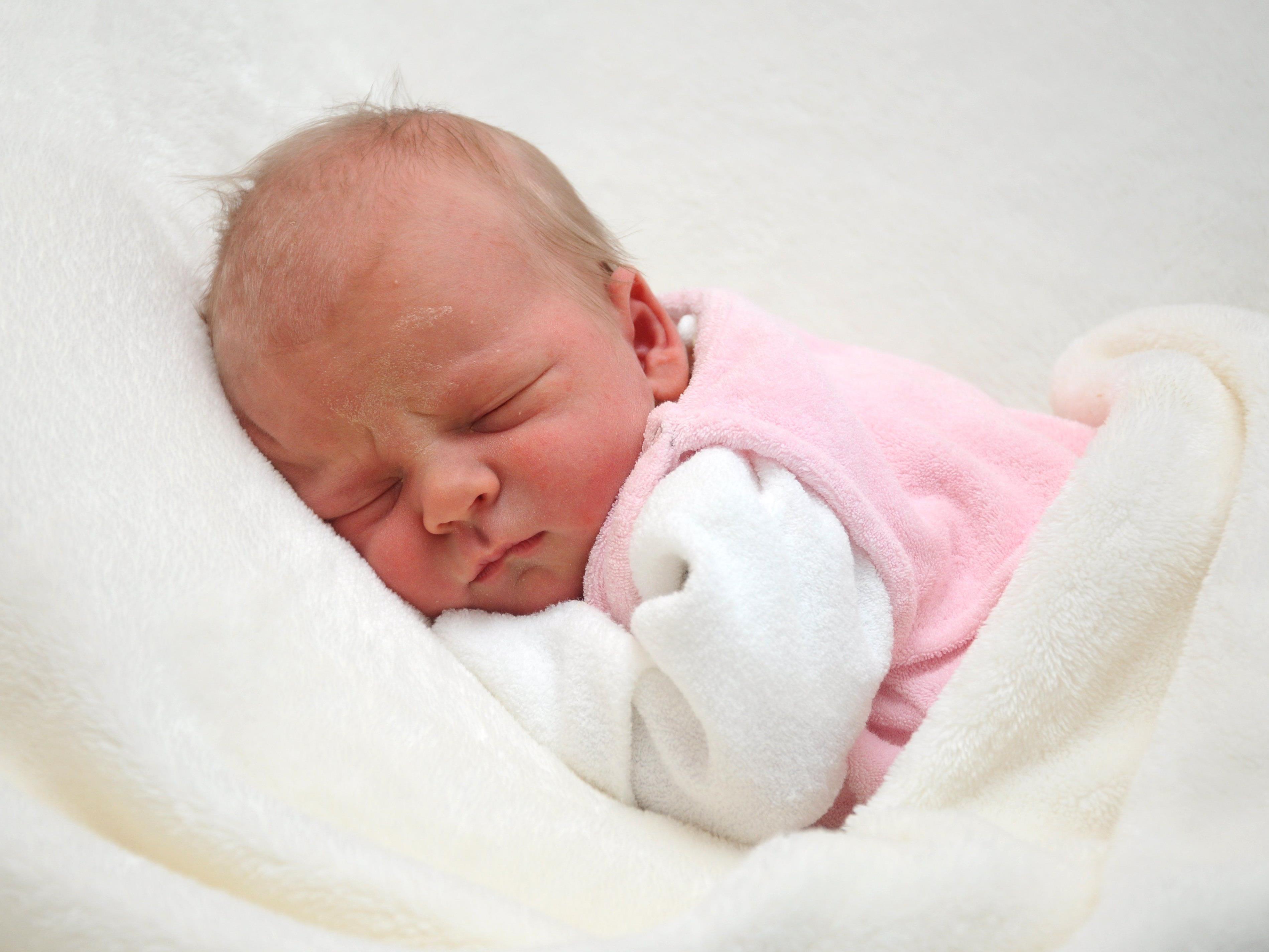 Geburt von Luisa Netzer aus Vandans.