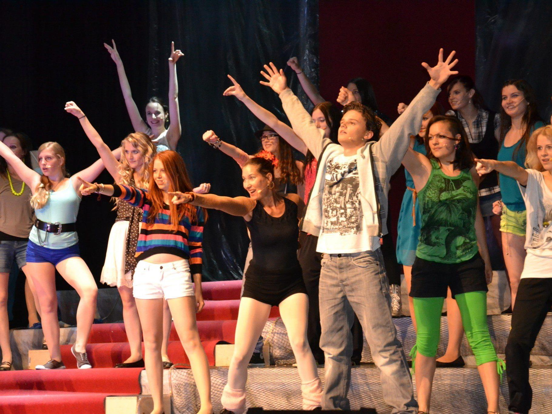 Feierte auf der Kulturbühne AMBACH einen großen Erfolg: WAMCO  mit dem Musical