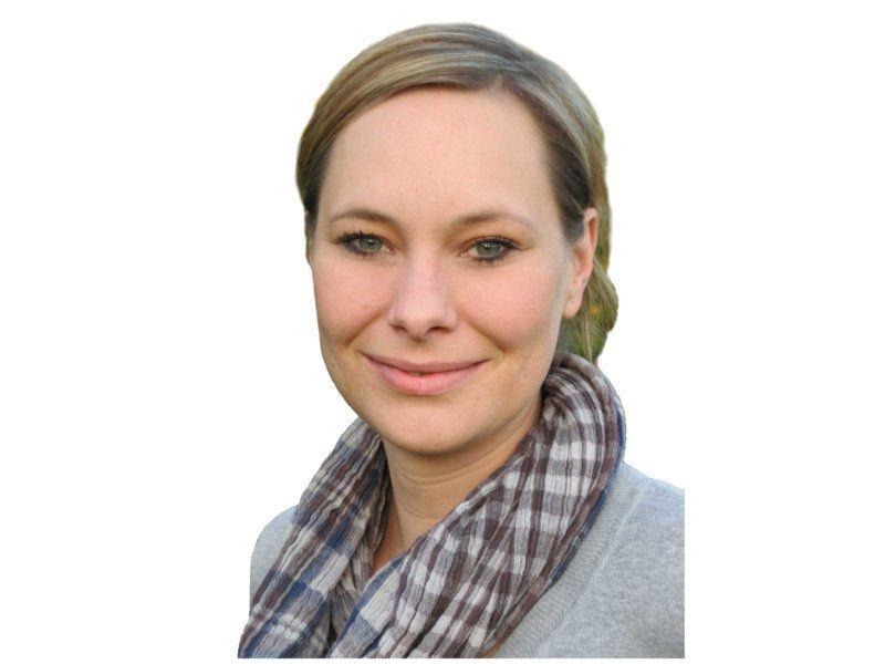 Referentin Dr. Sarah Hackspiel