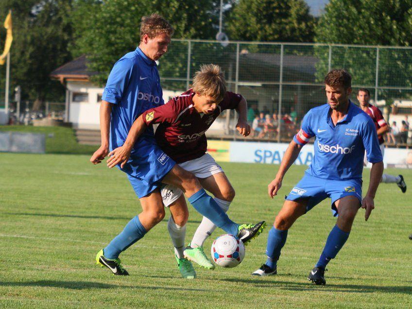 Der Dornbirner Simon Thurner hat mehrere Angebote von Profiklubs zu Probetrainings.
