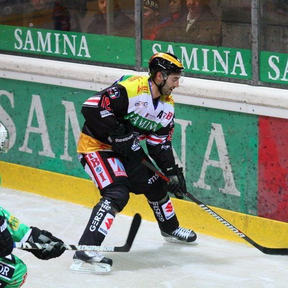 Marc Colleoni fehlt bis Anfang Dezember der VEU Feldkirch aus Verletzungsgründen.