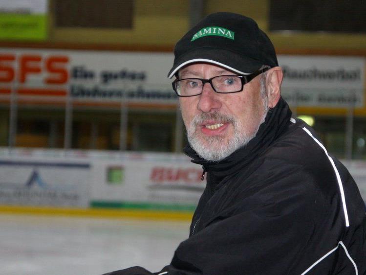 Für Günther W. Amann besteht nach der dritten Niederlage im vierten Spiel nun Handlungsbedarf.