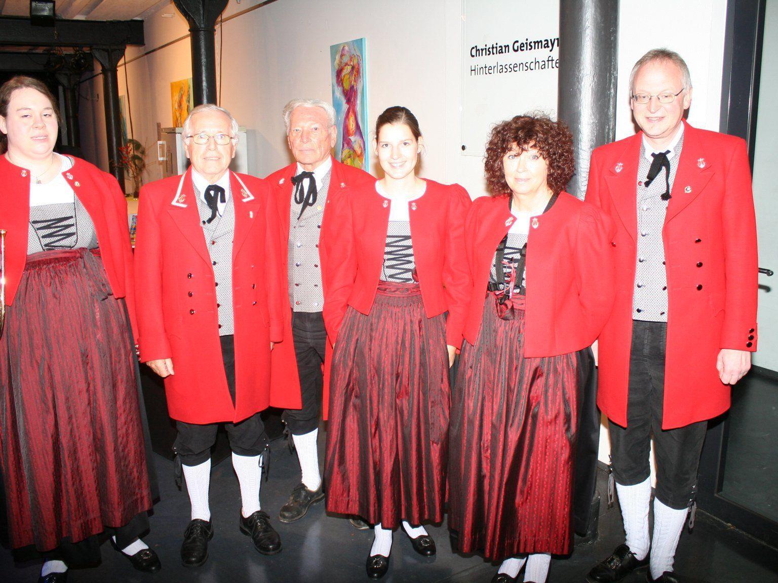 Stadtkapelle Bregenz-Vorkloster lud zum diesjährigen Herbstkonzert
