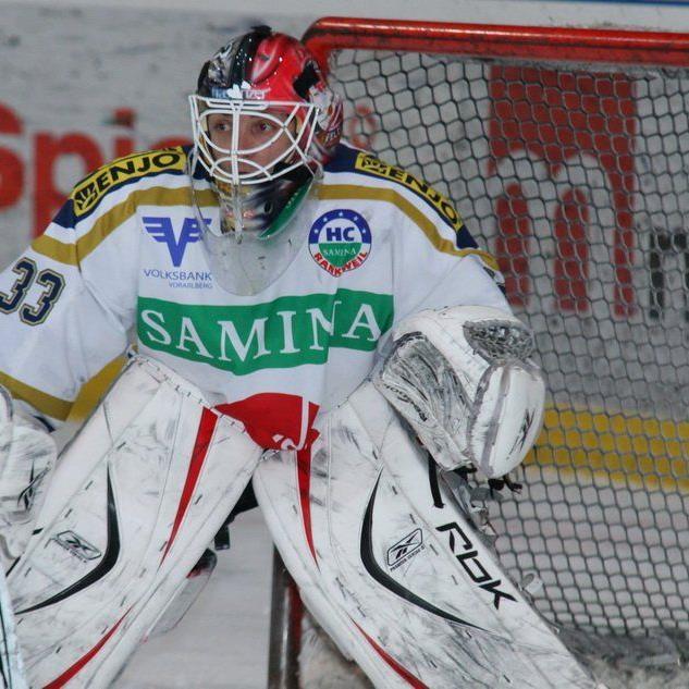 Starke Leistung vom HC Samina Rankweil in Dübendorf. Goalie Michael Gruber musste nur einen Gegentreffer einstecken.
