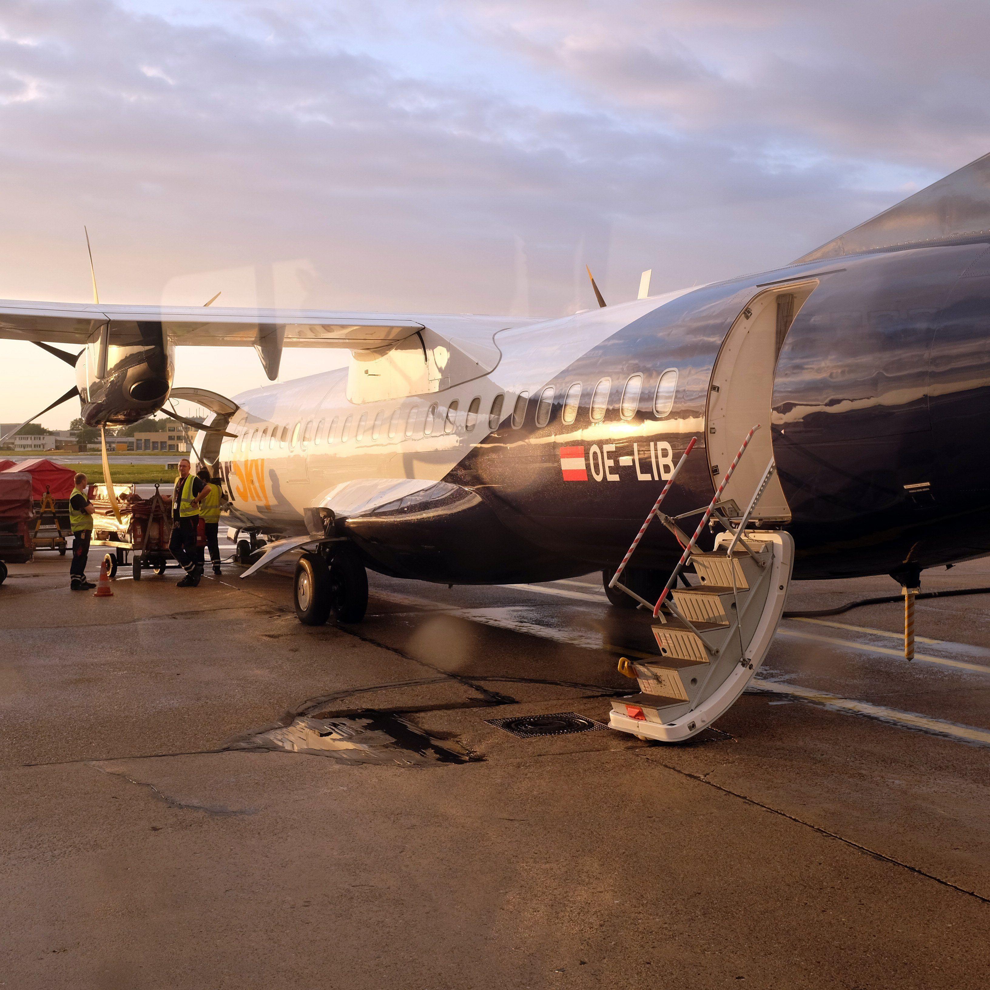 Geschäftsführung hofft mit Hilfe von Flughäfen und Gemeinden über den Winter zu kommen.
