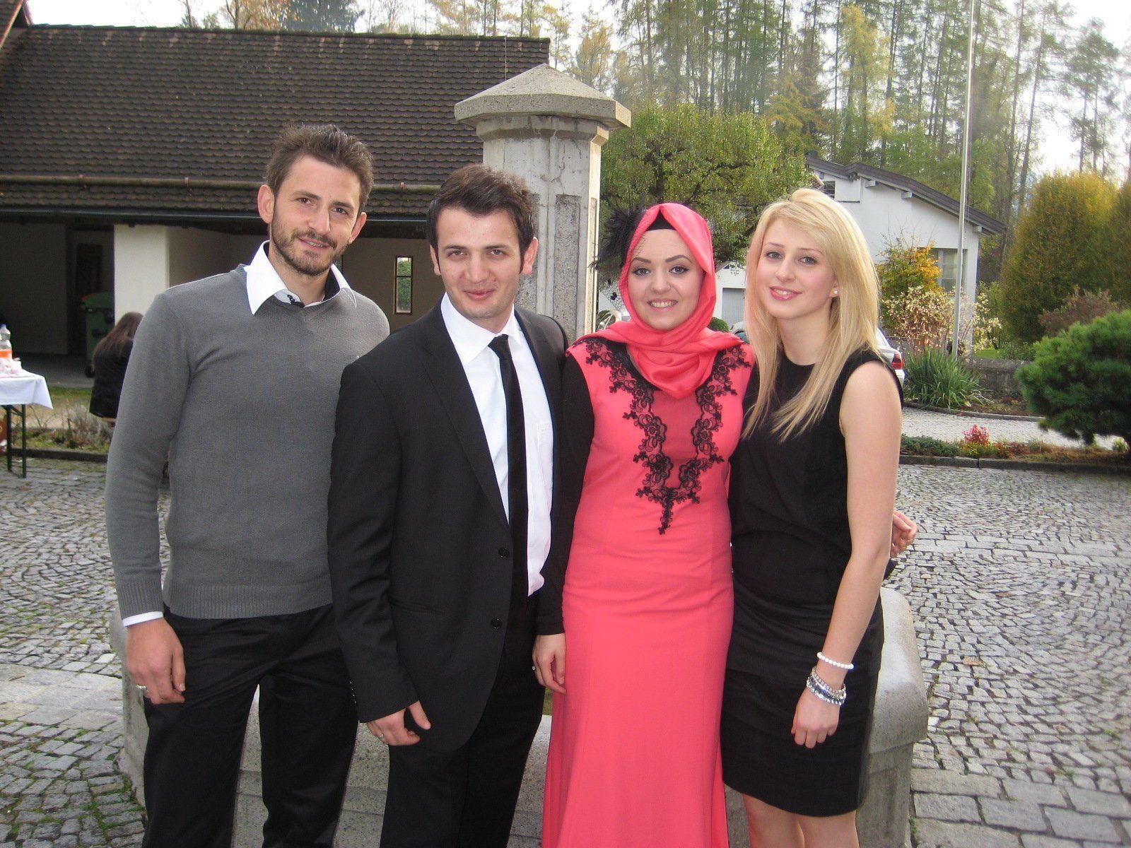 Nermin Karabulut und Aslan Altuntas haben geheiratet.